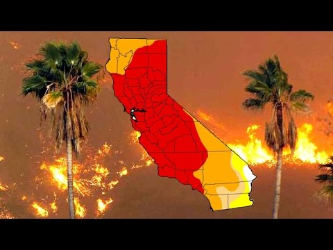 Worst Drought Ever In California and West?