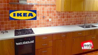 01.IKEA METOD Kitchen Installation in 10 minutes