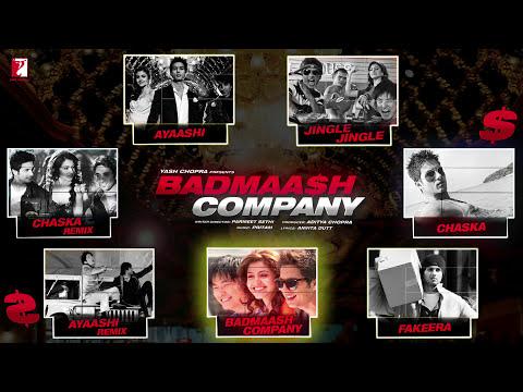 Badmaash Company - Audio Jukebox - Shahid Kapoor | Anushka Sharma | Vir Das | Meiyang Chang