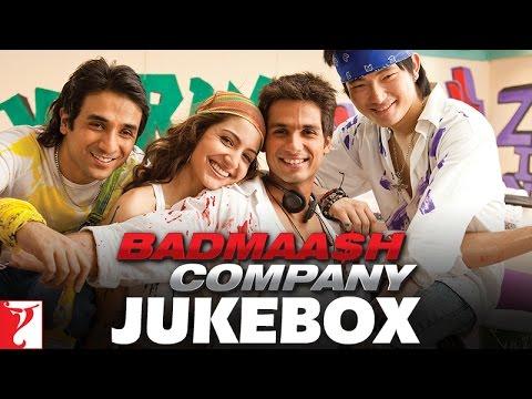 Badmaash Company - Audio Jukebox