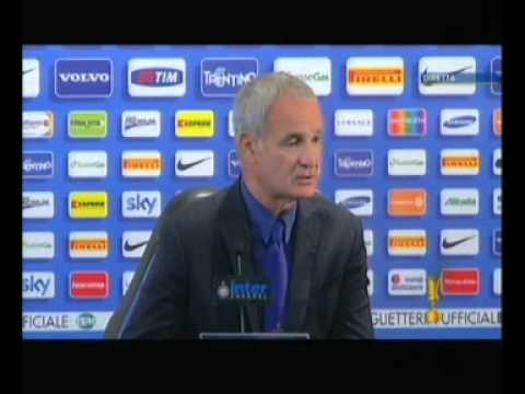 23/09/2011 Conferenza stampa Claudio Ranieri