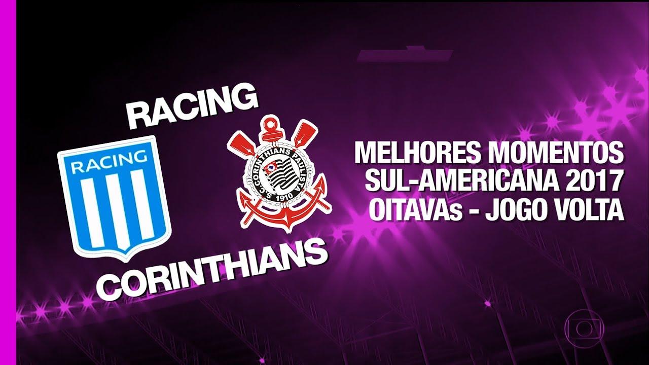 Racing Club 0 - 0 Corinthians Paulista (SP)