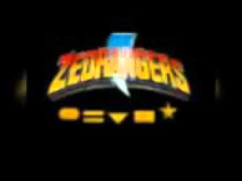 Power rangers zeo reversed