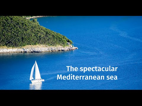 The spectacular Mediterranean Sea by Tripinview