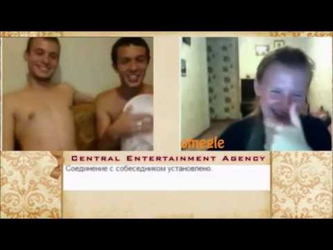 Russian Guys Fools People On Omegle To By Masturbating video