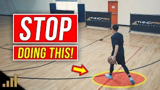 HOW TO: STOP GETTING BALL STOLEN! Use These Basketball Dribbling Moves