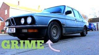 Filthy BMW
