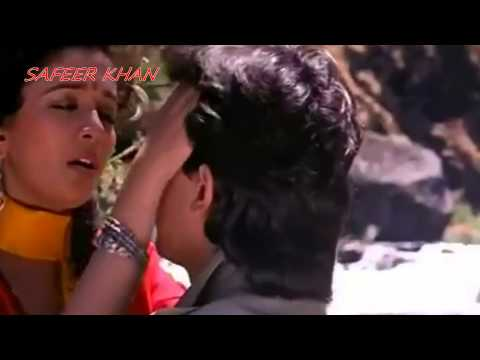Humne Ghar Choda Hai Full Video Song- HD-Film-(DIL1990) Aamir Khan & Madhuri Dixit