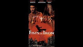 Bande annonce trailer fist of iron 1995 vf michael worth