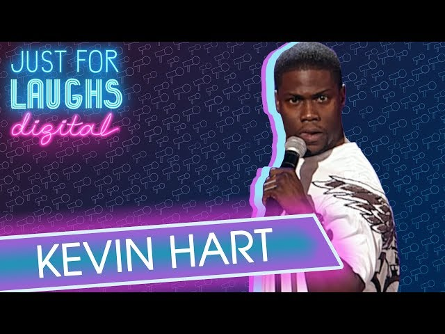 Kevin Hart - I39m Scared Of Ostriches