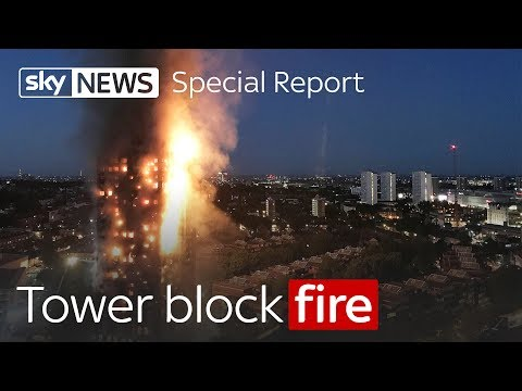 Special Report: Tower block fire