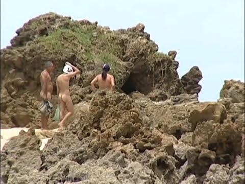 Tambaba - paraíso dos naturistas