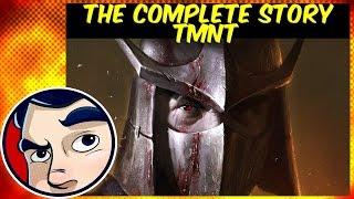 Teenage Mutant Ninja Turtles Origin + Shredder Fight - Complete story