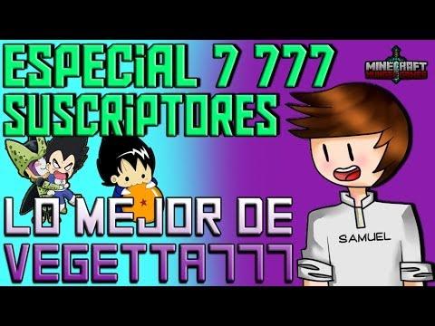 Especial 7 777 Suscriptores!!!!!!! Lo Mejor de Vegetta777 E.JuegosDelHambre #2