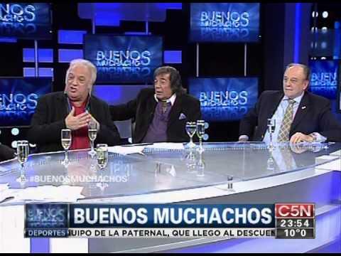 Buenos muchachos - C5N (03/08/2013) TDTRip x264 retibuyendo.