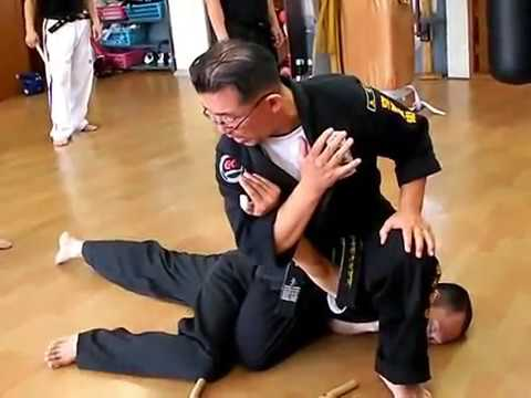 (61)Real Fight Baton training(Yeomtasul,Hapkido) Image 1