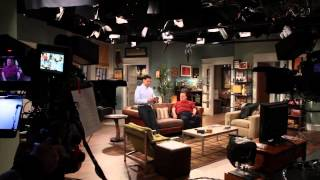 The Exes Blooper: Wayne Knight and David Alan Basche Compete