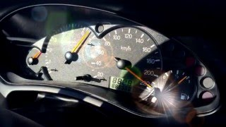 0-220km/h 3 s!! The best acceleration on the WORLD!!!