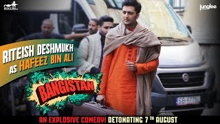Making of Riteish Deshmukh's Character   Bangistan   Pulkit Samrat   Jacqueline Fernandez