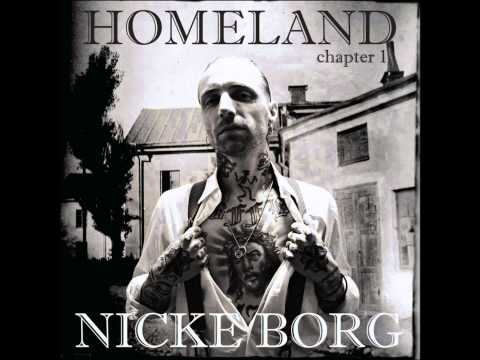 Nicke Borg Homeland - Confessions Of A Criminal Mind