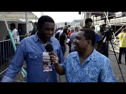 PROGRAMA TV RADIO OBARA GRAVADO ,NO FESTIVAL SAMBA IN RIO FESTIVAL  PRIMEIRO DIA