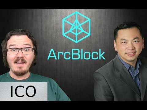 ArcBlock ICO Interview Robert Mao CEO