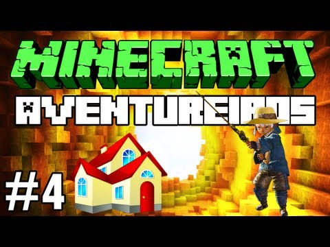Minecraft: Feromonas e os Aventureiros - Multiplayer #4 -