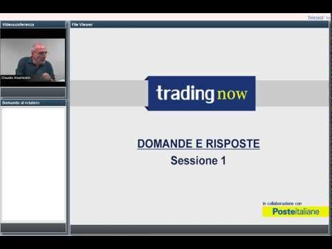 Video trading bancoposta