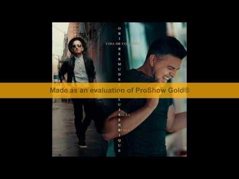 Obie Bermudez Feat. Luis Enrique - Vida de Colores - Salsa Remix