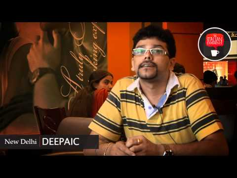 Deepack: Fashion capital - The Italian Experience # New Delhi