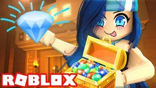 STEALING ALL THE TREASURE ROBLOX TEMPLE OF THE THI