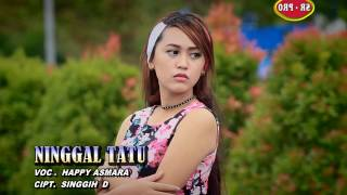 Ninggal Tatu - Happy Asmara (Official Music Video)