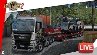 🚚 Euro Truck Simulator 2 🔴 CONVOI MULTIJOUEUR + MAN TGX Euro 6 ! (LIVE)