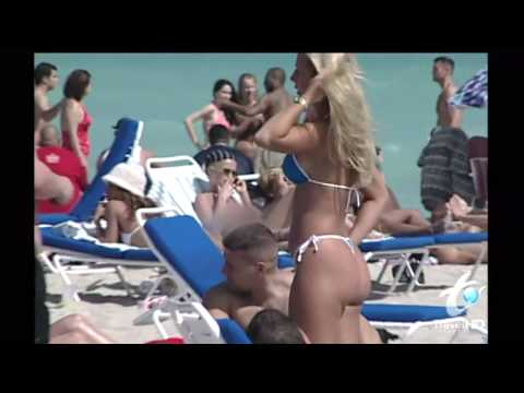 South Beach, Florida Babes in HD