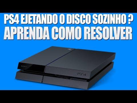 PS4 Ejetando Sozinho ? - Saiba Como Resolver! - Noberto Gamer