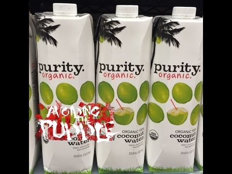 Aris Reviews - Purity Coconut Water (Chocolate Flavor)