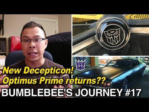 New Decepticon and Optimus Primes is back?? - [BUMBLEBEE'S JOURNEY #17]