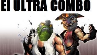 El Ultra Combo: Tiny y Lion / Dota 2
