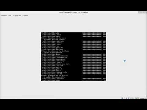 Let's Install Arch Linux / Давайте Установим Arch Linux