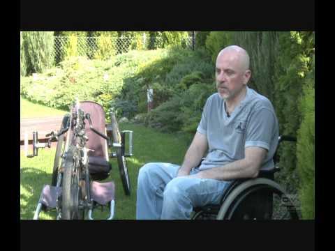 Tomek Tasiemski O Turystyce Osób Niepełnosprawnych