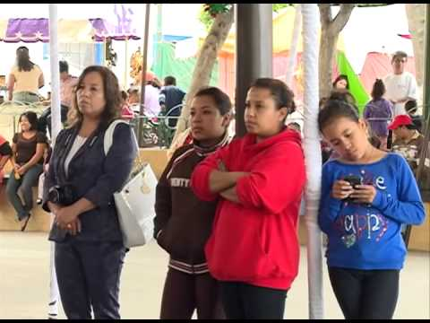 Continúan celebraciones patrias en juntas auxiliares de Puebla