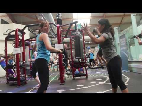 Personal Trainers to Watch Synrgy360 Workout