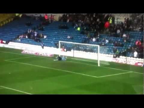 Adlene Guedioura's wonder strike Leeds 3-7 Forest 20-3-12