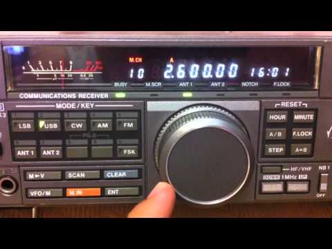 My R-5000 kenwood