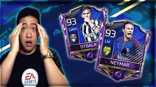 TOTS LIGUE 1 & CALCIO A!! FIFA MOBILE 18 TOTS BUNDLE OPENING!! MASTER PACK PULL!!