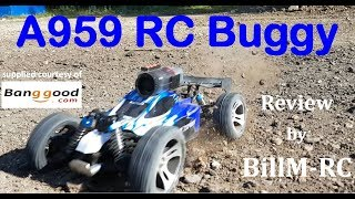 WLToys A959 4WD Off Road Buggy review