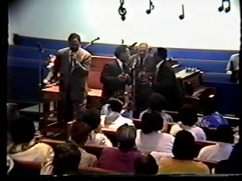 The ORIGINAL SOUL SEEKERS featuring Rev. Marion Hannah Live 1996