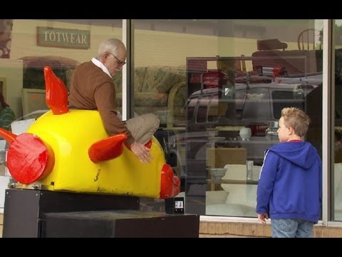 Jackass Presents: Bad Grandpa - Broken Ride Movie Clip
