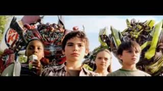 Thumb Comercial de Transformers 2 y los gemelos para Burger King