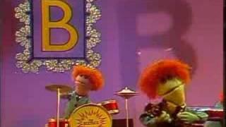 Sesame Street: The Beetles - Letter B